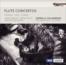 Flötenkonzerte, CD