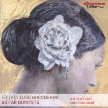 Luigi Boccherini (1743-1805): Gitarrenquintette Nr.1-6, 2 CDs