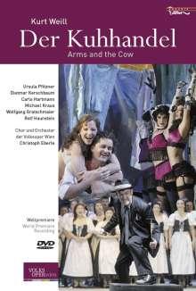 Kurt Weill (1900-1950): Der Kuhhandel, DVD