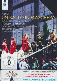 Giuseppe Verdi (1813-1901): Tutto Verdi Vol.21: Un Ballo In Maschera (DVD), DVD