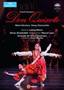 Wiener Staatsopernballett: Don Quixote (Minkus), DVD