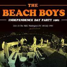 The Beach Boys: Independence Day Party 1981, CD