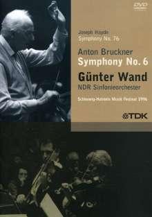 Haydn / Bruckner / Ndr: Symphony No 6, DVD