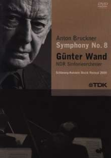 NDR Sinfonieorchester: Symphony No 8 In C Minor, DVD