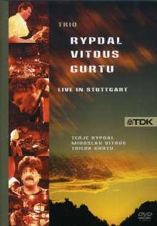 Miroslav Vitous, Terje Rypdal & Trilok Gurtu: Live In Stuttgart, 26.6.1994, DVD