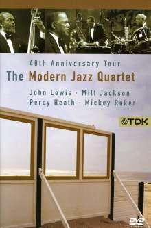 Modern Jazz Quartet: 40th Anniversary Tour - Live At Jazzgipfel, Stuttgart 1992, DVD