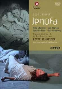 Leos Janacek (1854-1928): Jenufa, DVD