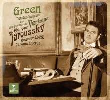 Philippe Jaroussky - Green (Melodies francaises sur des Poemes de Verlaine), 2 CDs