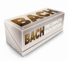 Johann Sebastian Bach (1685-1750): The Complete Bach-Edition (Teldec), 153 CDs