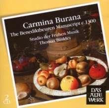 Carmina Burana um 1300, 2 CDs