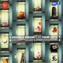 Frank Zappa: Greggery Peccary & other Persuations, CD