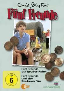 Enid Blyton: Fünf Freunde auf großer Fahrt, DVD