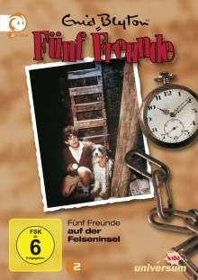 Enid Blyton: Fünf Freunde auf der Felseninsel, DVD