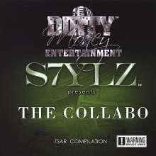 Stylz: Collabo, CD