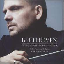 Ludwig van Beethoven (1770-1827): Symphonien Nr.5 & 7, CD