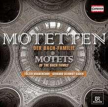 Motetten der Bach-Familie, CD