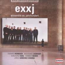 exxj (Ensemble XX.Jahrhundert), CD