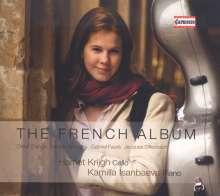 Harriet Krijgh - The French Album, CD