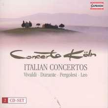 Italian Concertos, 2 CDs