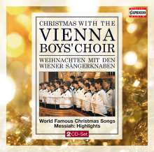 Wiener Sängerknaben - Weihnachten mit den Wiener Sängerknaben, 2 CDs