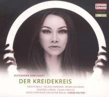 Alexander von Zemlinsky (1871-1942): Der Kreidekreis, 2 CDs