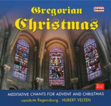 Gregorian Christmas, 2 CDs