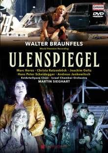 Walter Braunfels (1882-1954): Ulenspiegel, DVD