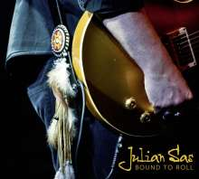 Julian Sas: Bound To Roll, CD