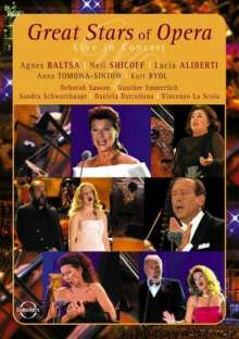 Great Stars of Opera, DVD