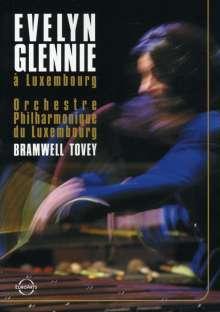 Evelyn Glennie a Luxemburg, DVD