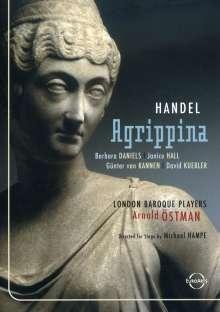 Georg Friedrich Händel (1685-1759): Agrippina, DVD