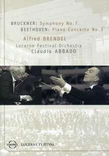 Lucerne Festival Orchestra: Beethoven/Bruckner, DVD