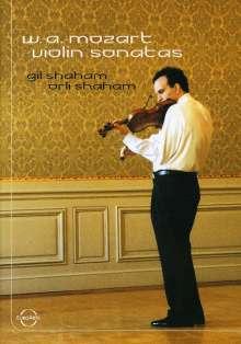 Wolfgang Amadeus Mozart (1756-1791): Sonaten für Violine & Klavier, DVD