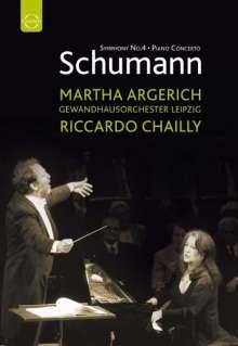 Robert Schumann (1810-1856): Symphonie Nr.4, DVD