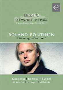 Legato - The World of the Piano - Roland Pöntinen, DVD