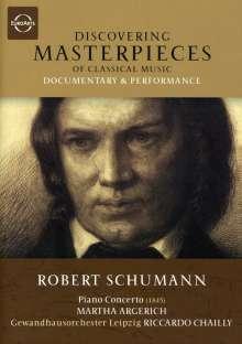 Discovering Masterpieces - Robert Schumann, DVD