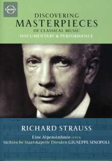 Discovering Masterpieces - Richard Strauss, DVD