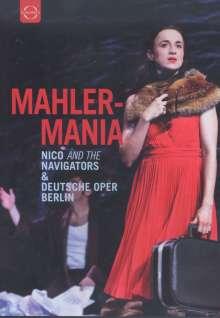 Gustav Mahler (1860-1911): Mahlermania, DVD