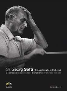 Sir Georg Solti dirigiert das Chicago Symphony Orchestra, DVD