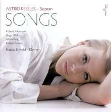 Astrid Kessler - Songs, CD