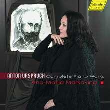 Anton Urspruch (1850-1907): Sämtliche Klavierwerke, 3 CDs