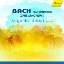 Angelika Nebel - Bach-Transkriptionen (Opus Magnum I), CD