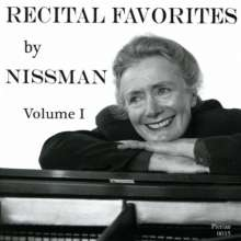 Barbara Nissman - Recital Favorites Vol.1, CD