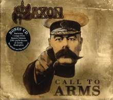 Saxon: Call To Arms (Ltd.Edition), 2 CDs