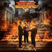 Bonfire: Temple Of Lies, CD