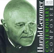 Harald Genzmer (1909-2007): Harald Genzmer - Contemporary Composer, 10 CDs