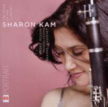 Sharon Kam - The Voice of the Clarinet (BC Portrait), CD