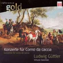 Ludwig Güttler - Konzerte für Corno da Caccia, CD