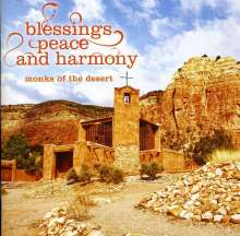 Monks Of The Desert: Blessings, Peace And Harm, CD