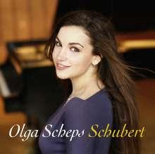 Olga Scheps - Schubert, CD